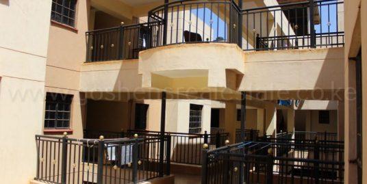 Modern 2 bedroom master en-suite for rent Imani Appartments..
