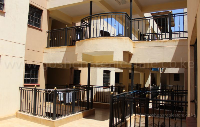 Modern 2 bedroom master en-suite for rent Imani Appartments..
