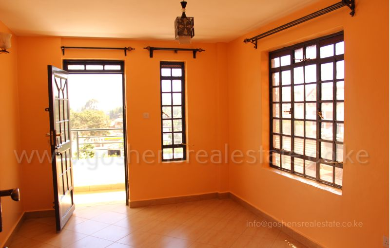 Lavish 1 and 2 bedrooms with huge corridors for rent in Ruaka Rahab Appartments