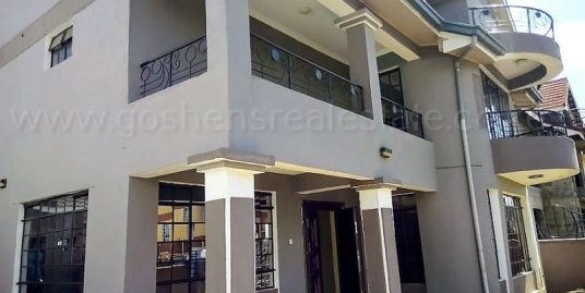 Maisonettes are 4 bedroom houses in a gated community Jumbo court