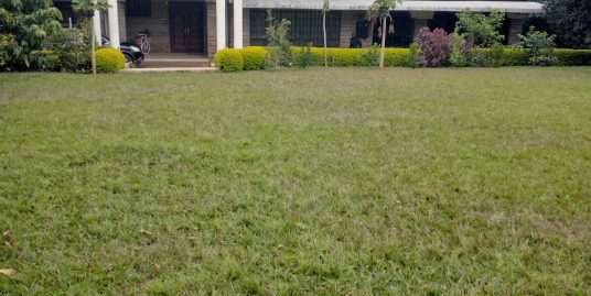 1 BEDROOM TO LET IN RUNDA ESTATE FULLY FURNISHED  CALL STEVE  FOR MORE INFO